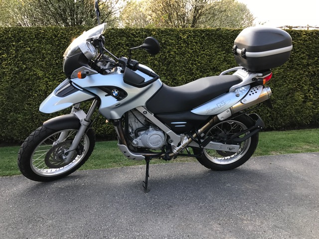 F650GS ABS